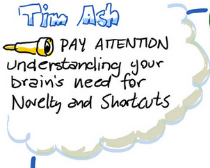 Post image for Tim Ash: Attention and the Three Brains [INFOGRAPH]
